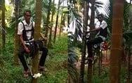 Πολυμήχανος αγρότης από την Ινδία κατασκεύασε μια «μηχανή δέντρων» (video)