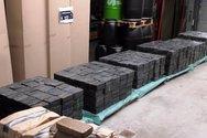 Ολλανδία - Η Αστυνομία κατέσχασε 2,5 τόνους μεθεμφεταμίνης (video)