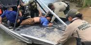 Σύνορα ΗΠΑ - Μεξικού: Έσωσαν 13χρονο στο Ρίο Γκράντε