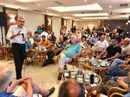 Αχαΐα: Eντυπωσιακή η συγκέντρωση του Άγγελου Τσιγκρή στην Ακράτα (pics)