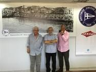 Πάτρα: H διοίκηση του ΝΟΠ συναντήθηκε με την Επιτροπή Διοργάνωσης των Παράκτιων Μεσογειακών Αγώνων