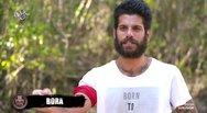 Survivor: Αποχώρησε ο Bora Edin