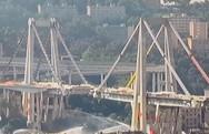 Κατεδαφίστηκε η μοιραία γέφυρα στη Γένοβα (video)