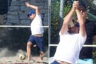 Το ατύχημα του Leonardo DiCpario στην παραλία, που έγινε viral!
