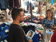 Χριστίνα Αλεξοπούλου: 'Οι λαϊκές αγορές είναι μικρογραφία της κοινωνίας μας'