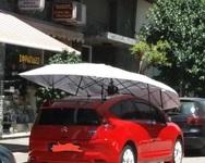 Αυτό είναι το πιο summer παρκάρισμα - υπερπαραγωγή της Πάτρας!