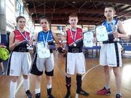 'Τhree 2 three' gold για τους boxerinos της Παναχαϊκής