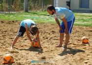 Πάτρα: Αντιπροσωπεία της Νάπολης Πατρών στις παιδικές κατασκηνώσεις του Δήμου