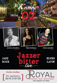 Οι Jazzer Bitter στο Royal Theater