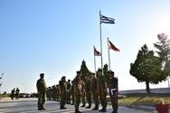 Επίσκεψη Γενικού Επιθεωρητή Στρατού στο Δ΄ΣΣ (φωτο)