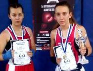 Στην πρώτη θέση η Δημακοπούλου του Fight Club Patras στην Αθήνα