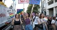 'Love is love' και το Patras Pride το φώναξε δυνατά (video)