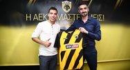 Επίσημα παίκτης της ΑΕΚ ο Ντέλετιτς