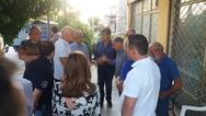 Ο Χρήστος Βουλδής συμμετείχε σε περιοδεία του ΚΙΝΑΛ στην Αχαΐα