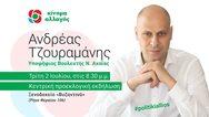 Κεντρική Προεκλογική Εκδήλωση του Ανδρέα Τζουραμάνη στο Ξενοδοχείο Βυζαντινό