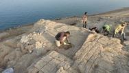 Ιράκ - Η ξηρασία έφερε στο φως παλάτι 3.400 ετών (φωτο)