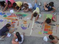 Πρόγραμμα δημιουργικών δραστηριοτήτων για παιδιά δικαιούχων ΤΕΒΑ Αχαΐας
