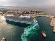 Ο Πειραιάς βραβεύτηκε ως το καλύτερο λιμάνι κρουαζιέρας στην ανατολική Μεσόγειο