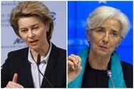 Συμφωνία στη Σύνοδο Κορυφής: Η Φον Ντερ Λάιεν αναλαμβάνει την Κομισιόν και η Λαγκάρντ την ΕΚΤ