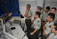 Επίσκεψη Σχολής Μονίμων Υπαξιωματικών στο Δ΄ΣΣ «ΘΡΑΚΗ» (φωτο)