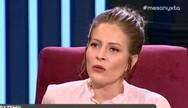 Μαρία Σατραζέμη: 'Είχα μία σχέση και με εγκατέλειψε μόλις έμαθε ότι έχω καρκίνο!' (video)