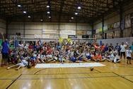 Πρώτη θέση για τον Τελαμώνα Σαλαμίνας στο 3ο Διεθνές Τουρνουά Βόλεϊ Κορασίδων στη Ναύπακτο