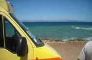 Αχαΐα: Hλικιωμένος έχασε τις αισθήσεις του στην παραλία της Καλόγριας