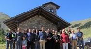 Γιόρτασε το εκκλησάκι του Αγίου Υακίνθου στην πλαγιά του Χελμού (pics)