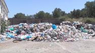 Μεσσηνία: Τα σκουπίδια πνίγουν τον Μελιγαλά (video)