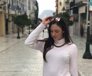 Αγνή Κούρκουλου - Η 18χρονη Πατρινή που έχει κρυφό της όνειρο τη φανέλα του Ολυμπιακού! (pics)