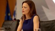Έφη Αχτσιόγλου: 'Με τη ΝΔ χάθηκαν ένα εκατ. θέσεις εργασίας και μειώθηκε ο κατώτατος μισθός'