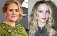 Η Adele διοργανώνει μπάτσελορ πάρτι για την Jennifer Lawrence