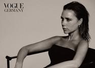 H Victoria Beckham φωτογραφήθηκε για τη γερμανική έκδοση της Vogue (φωτο)