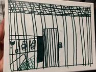 Έτσι βλέπουν τον κόσμο τα παιδιά στα κέντρα κράτησης στα σύνορα ΗΠΑ-Μεξικού (φωτο)