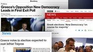 Εκλογές 2019: Για μεγάλη νίκη της ΝΔ μιλούν τα ξένα Μέσα ενημέρωσης