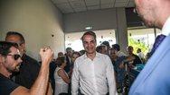 Αύριο στη 1 ορκίζεται πρωθυπουργός ο Κυριάκος Μητσοτάκης