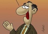 Mε τρία σκίτσα σχολιάζει το αποτέλεσμα των εκλογών ο Αρκάς (φωτο)