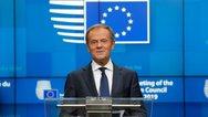 Τουσκ: Ανυπομονώ να υποδεχτώ τον Μητσοτάκη στο Ευρωπαϊκό Συμβούλιο