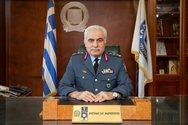 Παραιτήθηκε ο αρχηγός της ΕΛ.ΑΣ. Αριστείδης Ανδρικόπουλος