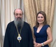 Χριστίνα Αλεξοπούλου: 'Θα δουλέψουμε σκληρά για να χτίσουμε το καλύτερο αύριο που όλοι αξίζουμε'