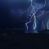 O ουρανός στην Πάτρα ξέσπασε -  Μαγικά 'κλικ' που 'μίλησαν' μαζί του (pics)