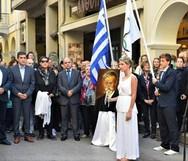 Γρ. Αλεξόπουλος: 'Η Πάτρα δεν πρέπει να εξαιρεθεί από την Ολυμπιακή διαδρομή'