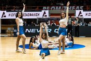 Πάτρα: Οι Cheerleaders του Προμηθέα στους Μεσογειακούς Αγώνες