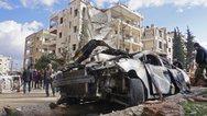 Συρία: Έκρηξη αυτοκινήτου στο Αφρίν - Έντεκα τραυματίες