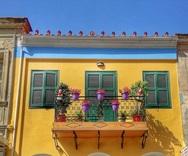 Το πιο κουκλίστικο μπαλκόνι της Πάτρας, βρίσκεται στο Μαρκάτο!