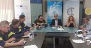 Δυτική Ελλάδα: Έκτακτη σύσκεψη για αντιμετώπιση πυρκαγιών και έντονων καιρικών φαινομένων