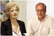 Η Σία Αναγνωστοπούλου και ο Κώστας Μάρκου για την κατάργηση του νόμου ίδρυσης της Νομική Σχολής Πατρών