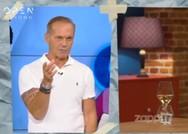 'Παγωτό' έμειναν στο 'Όλα Λάθος' με τις αποκαλύψεις για τον Σάκη Ρουβά (video)