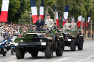 Επιβλητική παρέλαση για την Ημέρα της Βαστίλης στη Γαλλία