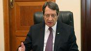 Κύπρος: Στα χέρια του Νίκου Αναστασιάδη η πρόταση Ακιντζί